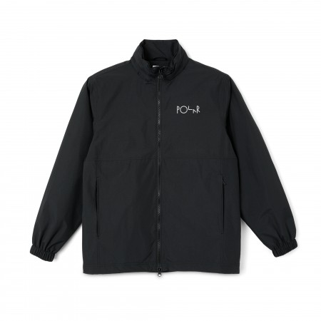 POL-SP21 - COACH JACKET BLACK L