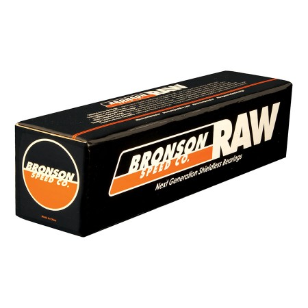 Bronson Speed Co. Raw Kulelager  10 pk SU