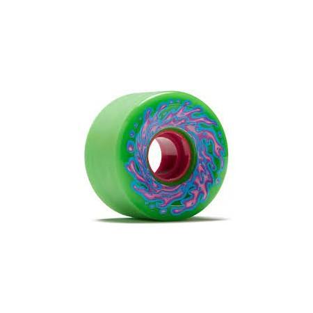 60mm OG Slime Green 78a Slime Balls