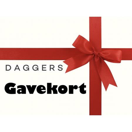 Gavekort kr 7500