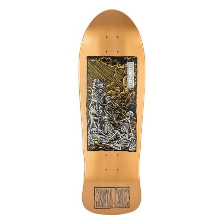 Santa Cruz Wood  Obrien ReIssue 9.85in x 30