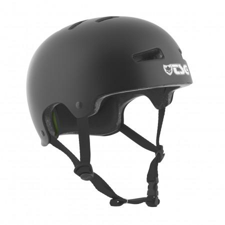 TSG Helmet  evolution  satin black S/M
