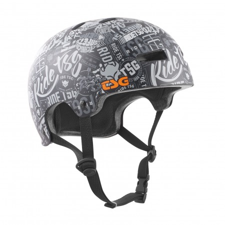 TSG Helmet evolution graphicn stickerbo S/M