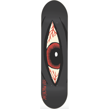 TM Wood 8.125 SECT EYE BLOODSHOT