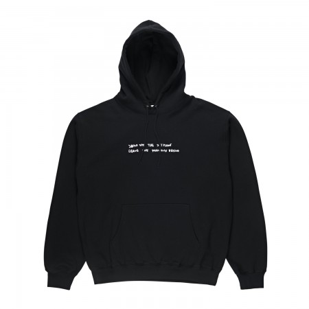 PSC SPRING 2019STRONGEST NOTES HOODIEBLACK S